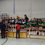 Volleyball Saarlandmeisterschaften der U 16 Jugend in Freisen