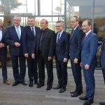 Treffen der Unions-Innenminister in St. Wendel