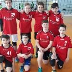 Volleyball: TV Bliesen – U14 Nachwuchs sicherte sich den Titel