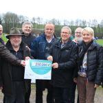 SV Hasborn erhält Zuschuss von 325.000€ für Stadionumbau