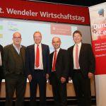 Kreissparkasse St. Wendel: gute Entwicklung in schwierigem Zinsumfeld