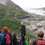 Norwegischer Professor zu Gast am Umwelt-Campus Birkenfeld