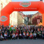 Thomas Bruch überreichte Preise des elften Globus-Marathons in St. Wendel