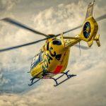 Mosberg-Richweiler: Mann wird von Auto eingeklemmt