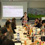 Internationale Studierende sammeln über 60 Stunden Zukunftszeit am Umwelt-Campus Birkenfeld