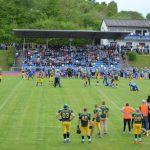Football in St. Wendel: Dritter Sieg in Folge – S.W. Wolves gewinnen gegen Nauheim Wildboys