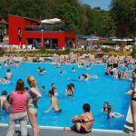 St. Wendeler Freibad – Start bei sommerlichen Temperaturen