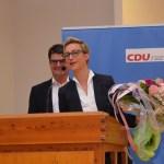 Nadine Schön MdB mit 97,96 Prozent als CDU-Direktkandidatin nominiert