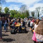 Genuss und kulinarische Leckereien auf Rädern – Erster Street Food Markt auf dem Schaumberg