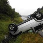 Nonnweiler-Bierfeld: Schwerer Verkehrsunfall