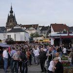 St. Wendeler Stadtfest am Sonntag: Verkaufsoffener Sonntag und Auftritt von Musikvereinen