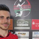 Volleyball: Julian Zewe verstärkt Drittligist TV Bliesen