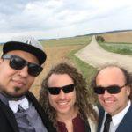 """Elm F and The Rooks"" zelebrieren Rock und Jazz an der Basilika"