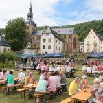 Tholey: Klosterfest und Primiz