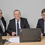 Unsere Volksbank eG St. Wendeler Land hält Kurs –  trotz schwieriger Rahmenbedingungen