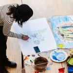 Helden – ein kostenloser Workshop im Kunstzentrum Bosener Mühle