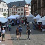 St. Wendeler LebensArt Markt – Ein Markt der Künstler und Handwerker