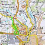 Sanierung der B 41 – Bliesbrücke zwischen Alsfassen und Hofeld-Mauschbach – Sperrung der Einfahrt Richtung Nohfelden bleibt