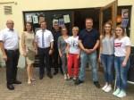 Bundesministerin Katarina Barley zu Besuch im Jugendtreff Marpingen