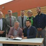 Theley: Gemeinschaftsschule schärft Sportprofil – Kooperation mit SFV und JFG