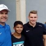 Gemeinschaftsschule Schaumberg Theley: Berlin Party für JtfO Athleten