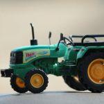 Tholey: Diebstahl eines Traktors