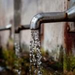 Erneuerung der Wasserleitung in der Biegelstraße in Reitscheid