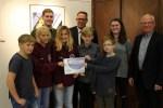 Gymnasium Wendalinum: 5000 Euro für die Schülerzeitung