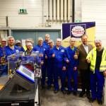 Nonnweiler: Investition in die Zukunft – Nestlé Wagner eröffnet Ausbildungswerkstatt
