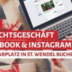 St. Wendel: Seminar – Fit fürs Weihnachtsgeschäft mit Facebook und Instagram