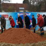 Walhausen: Neubau der Rettungswache hat begonnen