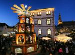 St. Wendeler Weihnachtsmarkt gehört zu den schönsten in Deutschland