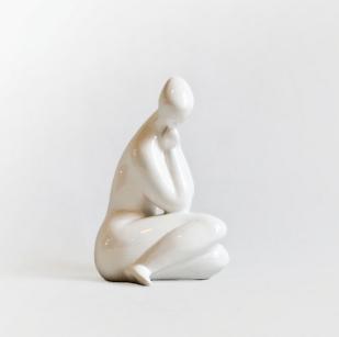 figura ceramiczna, Yestersen, 360 zł http://bit.ly/2cuEByG