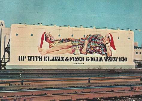 K & F Billboard