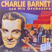 charlie barnet ballroom album cover