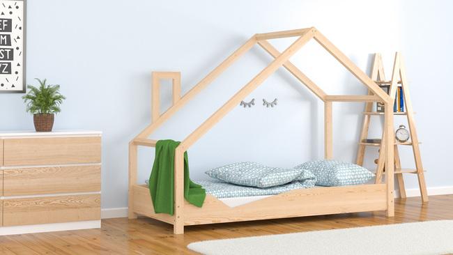lit simple cabane nina