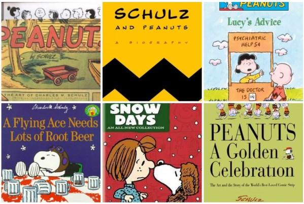 Peanuts Books & DVDs