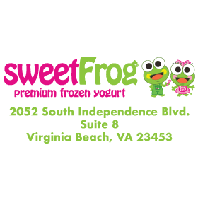 Sweet Frog Independence