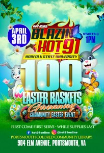 Easter Community Event