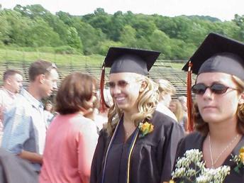 Graduation (June of 2003)22