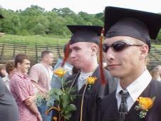 Graduation (June of 2003)25