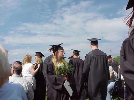 Graduation (June of 2003)9
