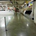 Photos: Broadway Market Floor Project Moves Forward