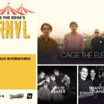 103.3 THE EDGE'S CRNVL COMING TO BUFFALO RIVERWORKS SATURDAY 6.21.20!