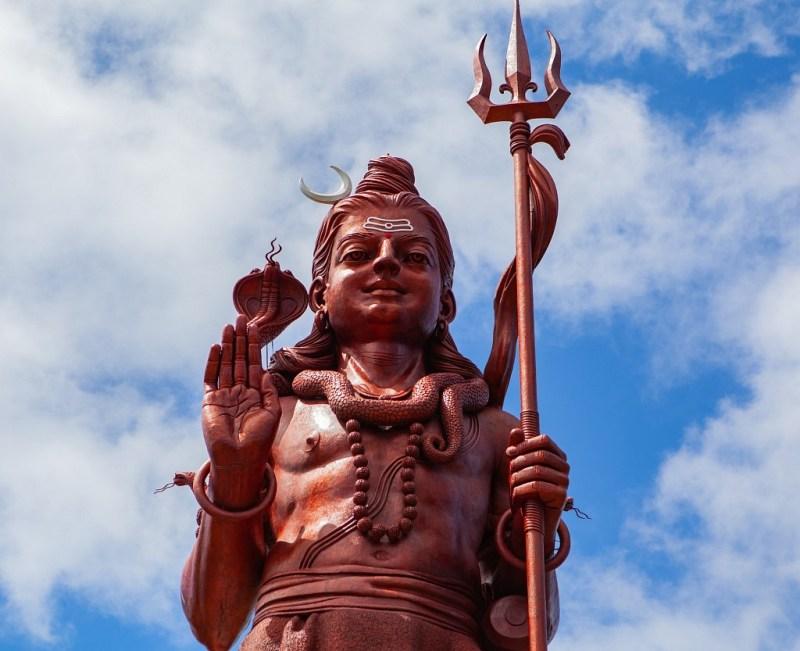Hindu Tempel Ganga Talao Grand Bassin