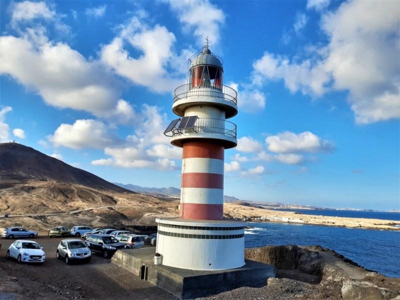 Faro de Arigana - Leuchtturm von Arinaga