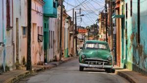 Kuba in der Karibik