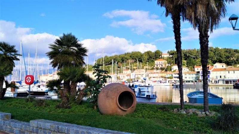 Hafen von Saint-Mandrier-sur-Mer