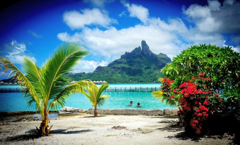 Bora Bora Paradies