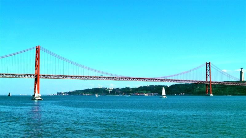 Lissabon die Hauptstadt von Portugal